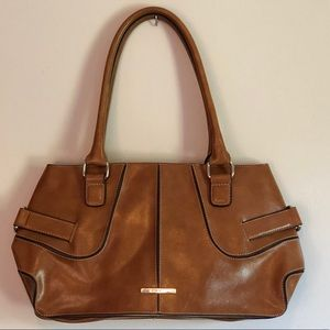Nine West- faux leather bag